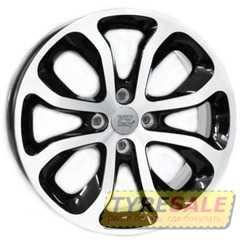 Купить WSP ITALY NIMES W3403 GLOSSY BLACK POLISH R16 W6 PCD4x108 ET23 DIA65.1