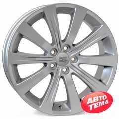 Купить WSP ITALY DORA ET55 W2704 SILVER R17 W7 PCD5x100 ET55 DIA56.1