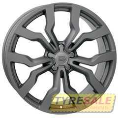 WSP ITALY MEDEA AU65 W565 MATT GUN METAL - Интернет магазин шин и дисков по минимальным ценам с доставкой по Украине TyreSale.com.ua