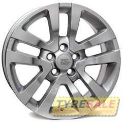 Купить WSP ITALY ARES LR55 W2355 HYPER SILVER R20 W9.5 PCD5x120 ET53 DIA72.6