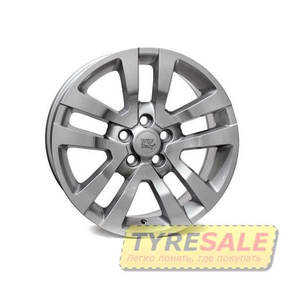 WSP ITALY ARES LR55 W2355 HYPER SILVER - Интернет магазин шин и дисков по минимальным ценам с доставкой по Украине TyreSale.com.ua