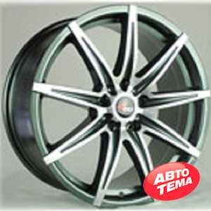 Купить DAWNING 9003 MG R18 W8 PCD5x114 ET40 DIA73.1