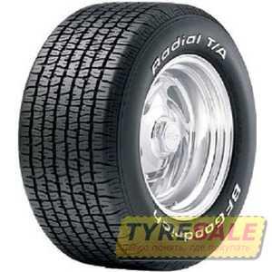 Купить Всесезонная шина BFGOODRICH Radial T/A 245/55R18 102T