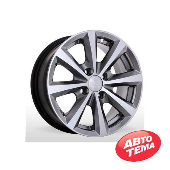 STORM BK 098 GM - Интернет магазин шин и дисков по минимальным ценам с доставкой по Украине TyreSale.com.ua