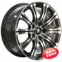 Купить SSW 005 BLK R17 W7.5 PCD5x114.3 ET45 DIA73.1