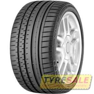 Купить Летняя шина CONTINENTAL ContiSportContact 2 195/50R16 88V