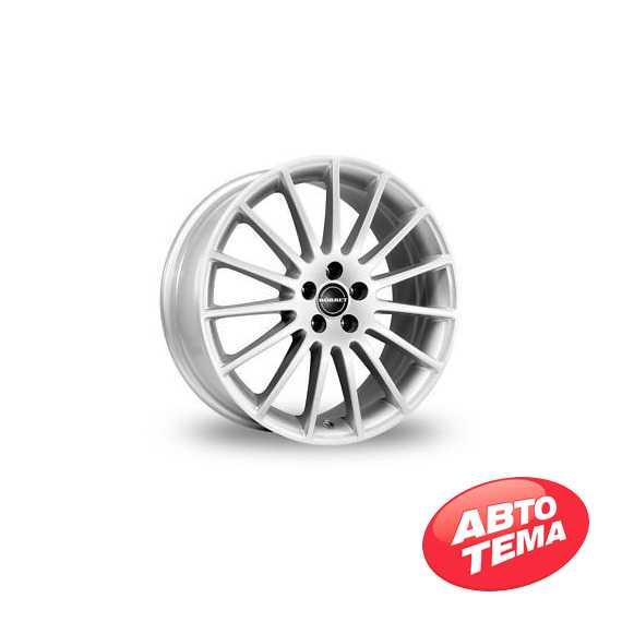 BORBET LS Silver - Интернет магазин шин и дисков по минимальным ценам с доставкой по Украине TyreSale.com.ua