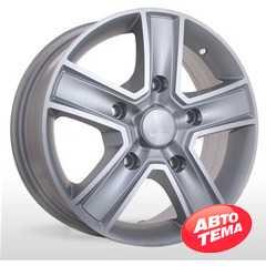 Купить STORM BK 473 SP R16 W6.5 PCD5x130 ET54 DIA84.1