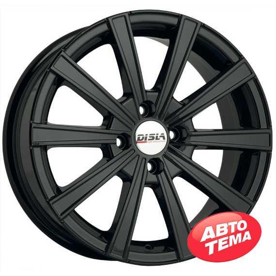 DISLA Mirage 510 Black - Интернет магазин шин и дисков по минимальным ценам с доставкой по Украине TyreSale.com.ua