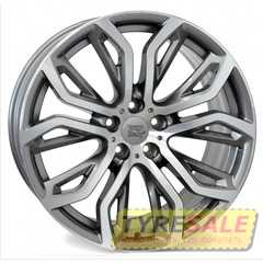 Купить WSP ITALY EVEREST BB76 W676 ANT. POLISHED R20 W11 PCD5x120 ET37 DIA74.1