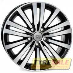 WSP ITALY Altair W462 Glossy Black Polished - Интернет магазин шин и дисков по минимальным ценам с доставкой по Украине TyreSale.com.ua