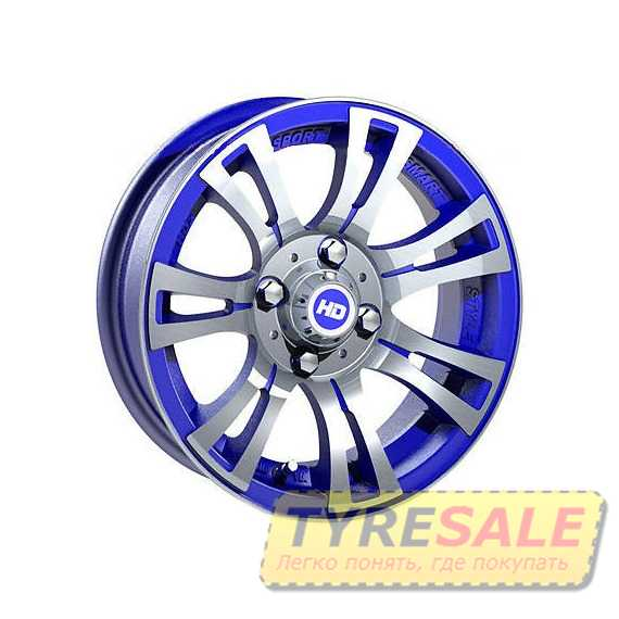 HDS 014 MBL - Интернет магазин шин и дисков по минимальным ценам с доставкой по Украине TyreSale.com.ua