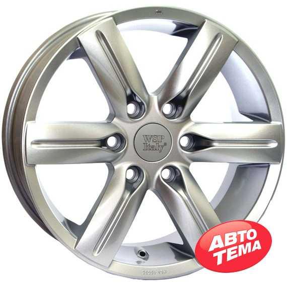 WSP ITALY Pajero MT01 W3001 Super Silver - Интернет магазин шин и дисков по минимальным ценам с доставкой по Украине TyreSale.com.ua
