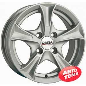 Купить DISLA Luxury 406 SD R14 W6 PCD4x100 ET37 DIA67.1