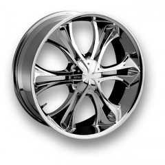 MI-TECH MK 24 Chrome - Интернет магазин шин и дисков по минимальным ценам с доставкой по Украине TyreSale.com.ua