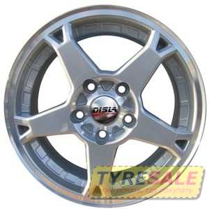 Купить DISLA Rapide 509 SD R15 W6.5 PCD5x112 ET35 DIA57.1