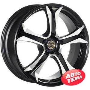 Купить KOSEI RX Black R17 W7 PCD5x100 ET38 DIA73.1