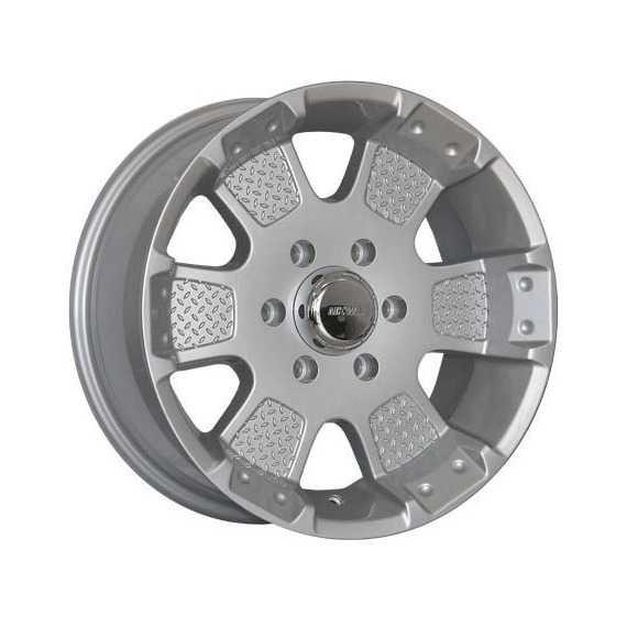 MI-TECH MK-41 Silver - Интернет магазин шин и дисков по минимальным ценам с доставкой по Украине TyreSale.com.ua