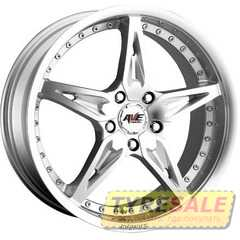 Купить MI-TECH AVENUE 535 AM/S R18 W7.5 PCD5x114.3 ET45 DIA73.1