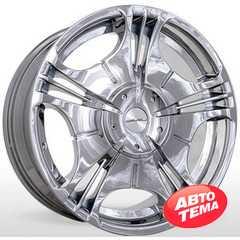 STORM W-207 Chrome - Интернет магазин шин и дисков по минимальным ценам с доставкой по Украине TyreSale.com.ua