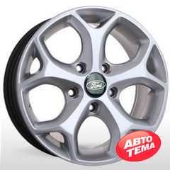 Купить REPLICA BKR 386 SP R15 W6.5 PCD5x108 ET45 DIA63.4