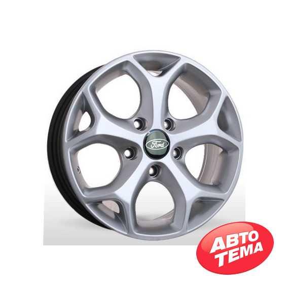 REPLICA BKR 386 SP - Интернет магазин шин и дисков по минимальным ценам с доставкой по Украине TyreSale.com.ua
