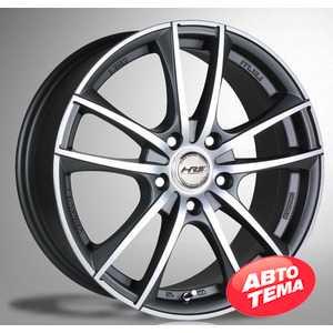 Купить RW (RACING WHEELS) H 505 DDN-F/P R16 W7 PCD5x114.3 ET40 DIA67.1