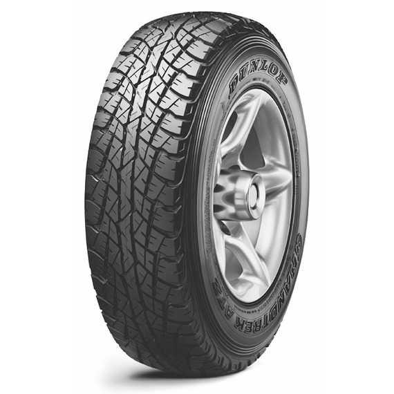 Всесезонная шина DUNLOP Grandtrek AT2 - Интернет магазин шин и дисков по минимальным ценам с доставкой по Украине TyreSale.com.ua
