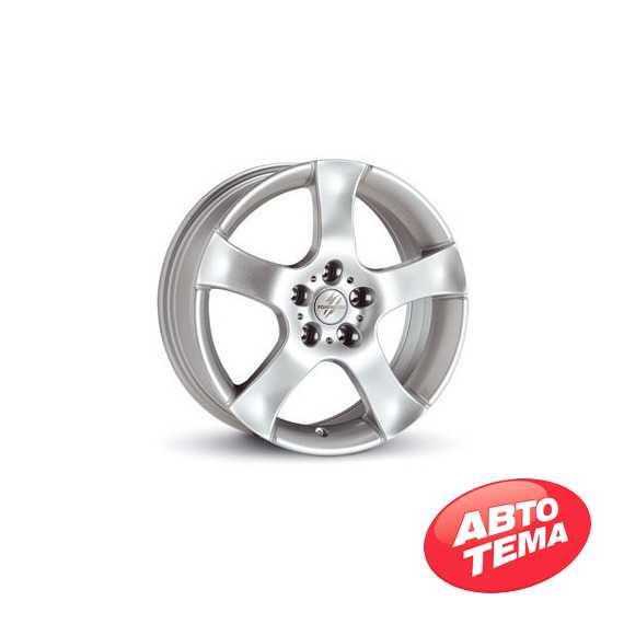 FONDMETAL 7200 Metallic Silver - Интернет магазин шин и дисков по минимальным ценам с доставкой по Украине TyreSale.com.ua
