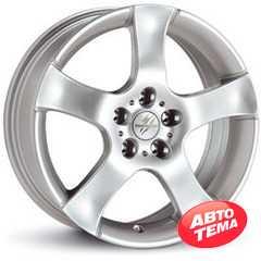 Купить FONDMETAL 7200 Metallic Silver R16 W7 PCD4x114.3 ET38 DIA56.6