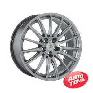 Купить FONDMETAL 7800 Shiny Silver R16 W7 PCD5x112 ET45 DIA66.6