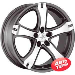 Купить FONDMETAL 7500 Titanium Polished R16 W7 PCD5x100 ET42 DIA56.1