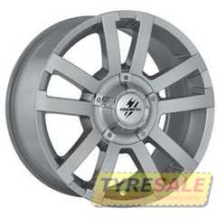 Купить FONDMETAL 7700 Silver R17 W8 PCD6x139.7 ET20 DIA106