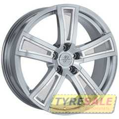 Купить FONDMETAL TECH6 Shiny Silver R17 W7.5 PCD5x114.3 ET35 DIA71.5