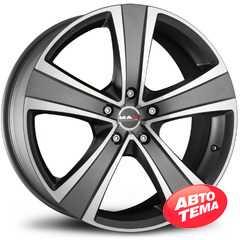 MAK FUOCO 5 Ice Titan - Интернет магазин шин и дисков по минимальным ценам с доставкой по Украине TyreSale.com.ua