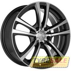 Купить RW (RACING WHEELS) H-346 GM/FP R15 W6.5 PCD5x108 ET40 DIA67.1