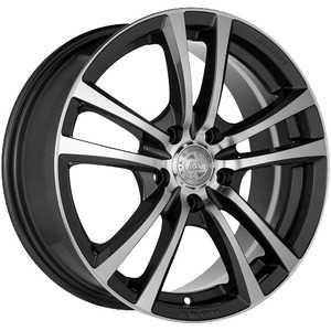Купить RW (RACING WHEELS) H-346 GM/FP R15 W6.5 PCD5x108 ET40 DIA67.1