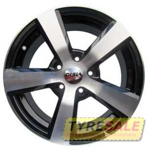 Купить DISLA Formula 503 BD R15 W6.5 PCD4x100 ET35 DIA67.1