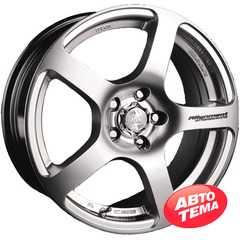 Купить RW (RACING WHEELS) H-218 HS R16 W7 PCD5x112 ET45 DIA66.6