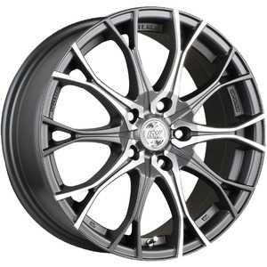 Купить RW (RACING WHEELS) H-530 DDN F/P R15 W6.5 PCD4x108 ET45 DIA67.1