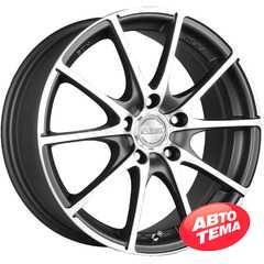 RW (RACING WHEELS) H-490 BK-F/P - Интернет магазин шин и дисков по минимальным ценам с доставкой по Украине TyreSale.com.ua