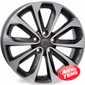 Купить WSP ITALY Vulture W1855 Anthracite Polished R17 W6.5 PCD5x114.3 ET40 DIA66.1
