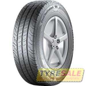 Купить Летняя шина CONTINENTAL ContiVanContact 100 225/75R16C 116R