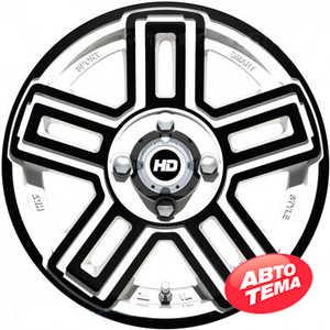 Купить HDS 016 CA-WB R13 W5.5 PCD4x98 ET12 DIA58.6