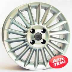 Купить WSP ITALY W151 Rimini Silver R15 W6 PCD4x100 ET39 DIA56.6