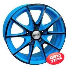 RS WHEELS Wheels 129J AUB - Интернет магазин шин и дисков по минимальным ценам с доставкой по Украине TyreSale.com.ua