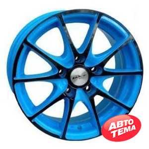 Купить RS WHEELS Wheels 129J AUB R15 W6.5 PCD5x114.3 ET38 DIA73.1