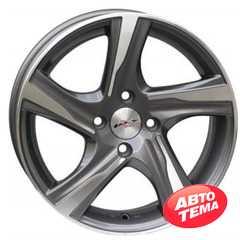 Купить RS WHEELS Wheels 788 MG R14 W6 PCD4x108 ET20 DIA65.1