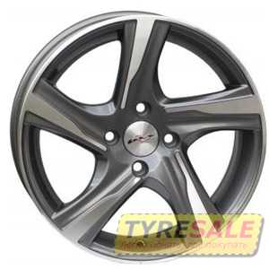 Купить RS WHEELS Wheels 788 MG R14 W6 PCD4x108 ET20 DIA65.1