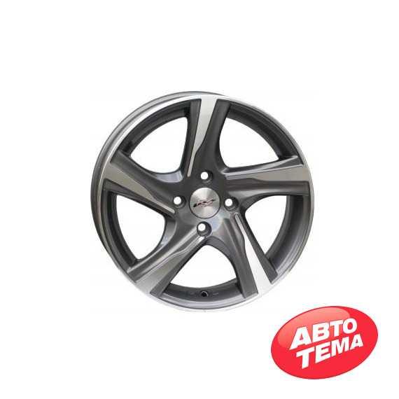 RS WHEELS Wheels 788 MG - Интернет магазин шин и дисков по минимальным ценам с доставкой по Украине TyreSale.com.ua